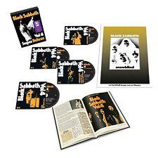 Black Sabbath Vol. 4 Super Deluxe 4 CD Box Set
