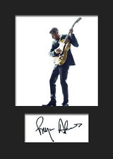 BRYAN ADAMS #2 A5 Signed Mounted Photo Print (Reprint) - FREE DELIVERY