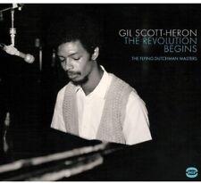 Gil Scott-Heron - Revolution Begins: Flying Dutchman Masters [New CD] UK - Impor