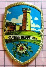 Stocknagel für Wanderstock d1 Rother Kuppe  m Aussichtsturm u Gaststätte Rhön