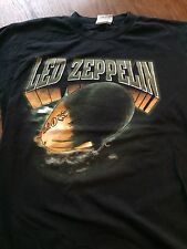 Led Zeppelin Page Jones Bonham Plant T-Shirt Size M