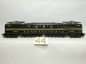 RIVAROSSI AHM HO SCALE PENNSYLVANIA GG-1 ELECTRIC LOCOMOTIVE READY TO RUN