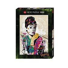 1000pc Audrey Hepburn Puzzle - Heye Puzzles 1000 Hy29684pc 1000piece Pezzi