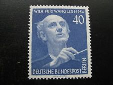 BERLIN GERMANY Mi. #128 mint never hinged stamp! CV $27.50