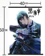 HOT Anime Black Butler Wall Poster Scroll Home Decor Cosplay  99