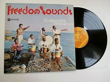 RAS MICHAEL & SONS OF NEGUS - FREEDOM SOUNDS LP nMINT VINYL Rare Original Roots