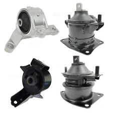 4PC MOTOR MOUNT FOR 2007-2008-2009 ACURA MDX 3.7L FAST FREE SHIPPING