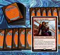 mtg MODERN RED MENACE DECK Magic the Gathering rare 60 card kari zev sin prodder