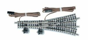 Tomix 1261 3-way Electric Turnout N-PRL541/280-15(F) (N scale)