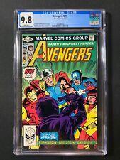 Avengers #218 CGC 9.8 (1982)