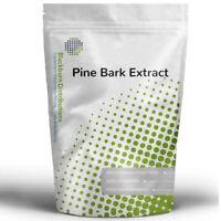 PINE BARK EXTRACT 95% - POWDER - 1KG - ANTIOXIDANT, ANTI-INFLAMMATORY