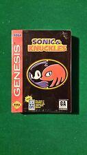 Sonic And Knuckles Brand New Sealed MIP (Sega Genesis)