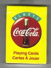 1994 ALWAYS COCA COLA PLAYING CARDS