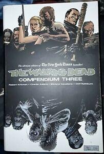 The Walking Dead Compendium Three by Robert Kirkman Paperback 2015