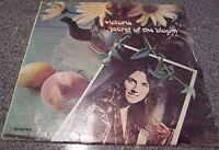 """Victoria """"Secret of the Bloom"""" SEALED NM FOLK-ROCK LP"""