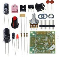 1Set LM386 Super MINI Amplifier Board 3V-12V DIY Kit M57 PLV