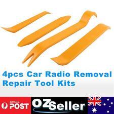 4pcs Car Removal Plastic Pry Tools Kit Door Trim Dash Panel Stereo Radio Set OZ