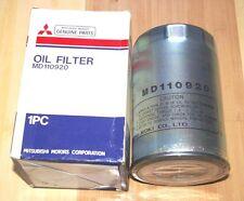 Mitsubishi Space Wagon Diesel 1796 ccm Ölfilter original MD110920