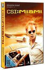 3 DVD CSI Miami - Season 8.1 Episoden 01-12 DVD Film Cane und sein Team TV Serie