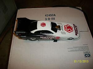 MATCO TOOLS 1999 SUPER NATION DIE CAST EVENT FUNNY CAR