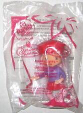 McDonalds Strawberry Shortcake CREPES SUZETTE Doll Toy 2007 NIP NEW