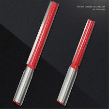 1/2 Shank Straight Flush Trimming Cutter Lengthen Woodworking Cutting Tool