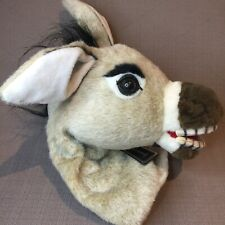 Champion Race Horse #1 100% Acrylic Quality Fur Hand Puppet Plush Toy