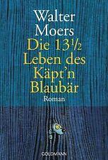 Die 13 1/2 Leben des Käpt'n Blaubär: Roman: Die halben L... | Buch | Zustand gut
