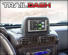 Superchips 38300 Dash Panel 2003-2006 Jeep Wrangler TrailDash Dash Pod