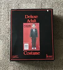 Collegeville Pee Wee Herman Costume 1987 Boxed Deluxe Adult Medium