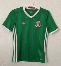 Adidas Mexico Jersey Climacool Boys M 11-12