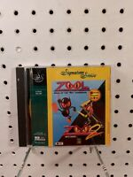 Zool / Zool 2 for PC - Signature Series 2 in 1 CDROM Game for DOS / Windows 95