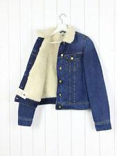 Abrigos y chaquetas de mujer vaquero color principal azul