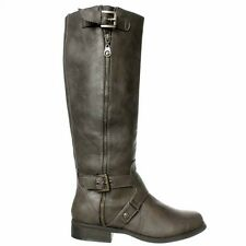 G by Guess Hertlez Women's Boots  GRAY SIZE 5.5 M