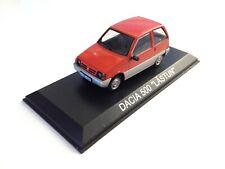 DACIA 500 LASTUN - 1:43 MODEL DIECAST IXO /IST MODEL CAR BA49