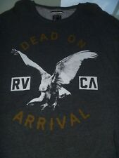 #3453 RVCA Slim Fit Sweater Size Large