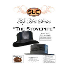Springfield Leather Company The Stovepipe Top Hat Pattern