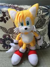 SEGA GAME SONIC THE HEDGEHOG Classic Tails Soft Plush Toy Japan 38CM