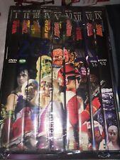 20 Anniversary 1986-2006 WUROEMAE UREME 우뢰매 9 MOVIES DVD KOREAN ROBOT TAEKWON V