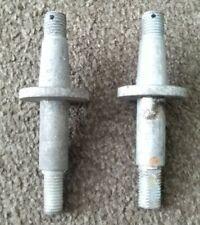 Morris Minor Pair of Top Upper Trunnion / Shock Absorber Pins FREE UK POSTAGE