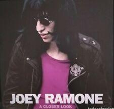 JOEY RAMONE - A CLOSER LOOK LP RAMONES PUNK KBD DEE DEE JOHNNY NEW SHIPS DEC 1ST