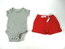 BOYS 0-3 MONTH LOT OF 2 (GENTLY PREOWNED)