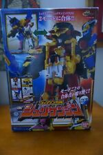 Used Shuriken Sentai Ninninger DX Shurikenjin Figure (batteries not included)