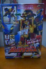 Used Shuriken Sentai Ninninger DX Shurikenjin Figure (batteries not included)