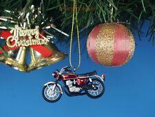 1969 Honda CB400 Motorrad Motorrad Modell Christbaumschmuck Xmas Dekor 328B