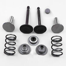 Intake Exhaust Valve Retainer Set Lawn Mower Replace Parts For Honda GX160 GX200
