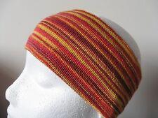 Comercio Justo Fabuloso! NEPALÍ Rayas Hippy diadema multicolor (shb18)