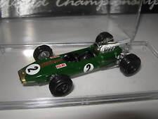 1:43 Brabham Repco BT24-1 D. Hulme 1967 HIFI handbuilt modelcar in showcase