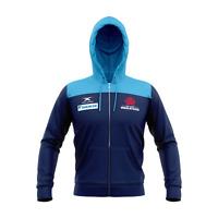 New South Wales Waratahs 2020 X Blades Ladies Zip Hoody Jacket Sizes 8-16!