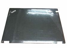 New Genuine Lenovo ThinkPad T440P LCD Back Cover W/Logo AP0SQ000100 04X5423